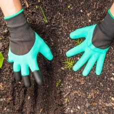 ➤ Градинарски Ръкавици С Нокти
