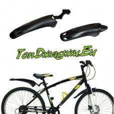 Велосипедни калници к-кт Black