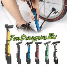 """Помпа за велосипед със стойка """"Color"""""""